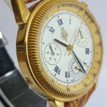 Delma 36mm Quartz 667.230 pre-owned