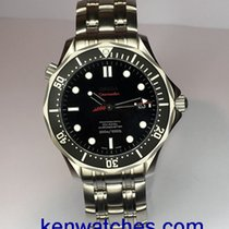 歐米茄 Seamaster Diver 300 M 二手 41mm 黑色 日期 鋼