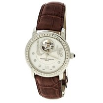 Frederique Constant Steel Automatic Frederique Constant White Mother of Pearl Stainless Steel pre-owned