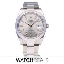 Rolex Datejust II 126300 2017 tweedehands