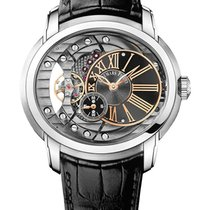 Audemars Piguet Millenary 4101 Acier 47mm Transparent