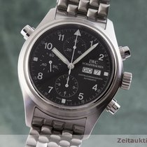 IWC Pilot Double Chronograph 3713 2000 pre-owned