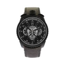 Bomberg Steel 47mm Automatic BS47CHAPBA-024-2-3 new