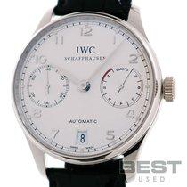 IWC Portuguese Automatic IW500104 usados