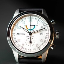 Mercure Acero 44mm Automático Made by Jacques Etoile Lörrach nuevo