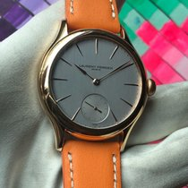 Laurent Ferrier Red gold Manual winding 40mm pre-owned