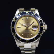 Rolex Submariner 16808 color changed dial