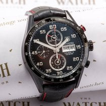 TAG Heuer Carrera  DLC Coated