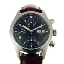 IWC Pilot Chronograph Automatic Ref 3706 39mm