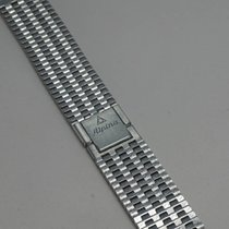 Alpina 18 mm steel inox Novafix bracelet