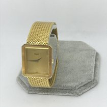 Piaget 26mm Manual winding pre-owned Gold