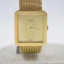 Piaget Žluté zlato 26mm Ruční natahování použité