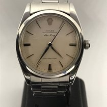 Rolex 5504 Steel Air King 36mm pre-owned