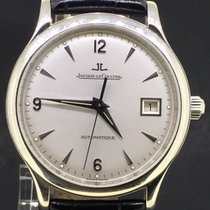 Jaeger-LeCoultre Master Control Steel 37MM, Mint (Papers/2005)