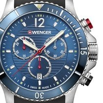 Wenger 01.0643.110 Seaforce Chronograph 43mm 20ATM