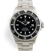 Rolex 16600 Sea-Dweller 4000ft - Discontinued Model Full Set