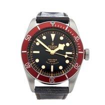 Tudor Heritage Black Bay Stainless Steel Men's 79220R - W5427