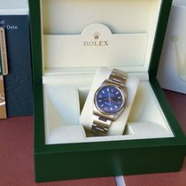 Rolex Air King (Submodel) pre-owned 34mm Steel