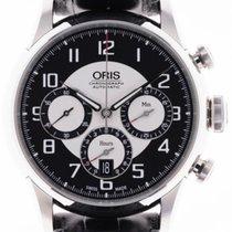 Oris Raid Steel 43.5mm Arabic numerals