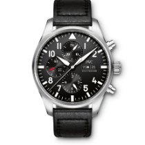 IWC Pilot Chronograph IW377709 New Steel 43mm Automatic UAE, Dubai