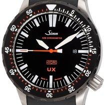 Sinn Steel Quartz 44mm 2009 UX