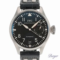 IWC Big Pilot pre-owned 46.2mm Steel
