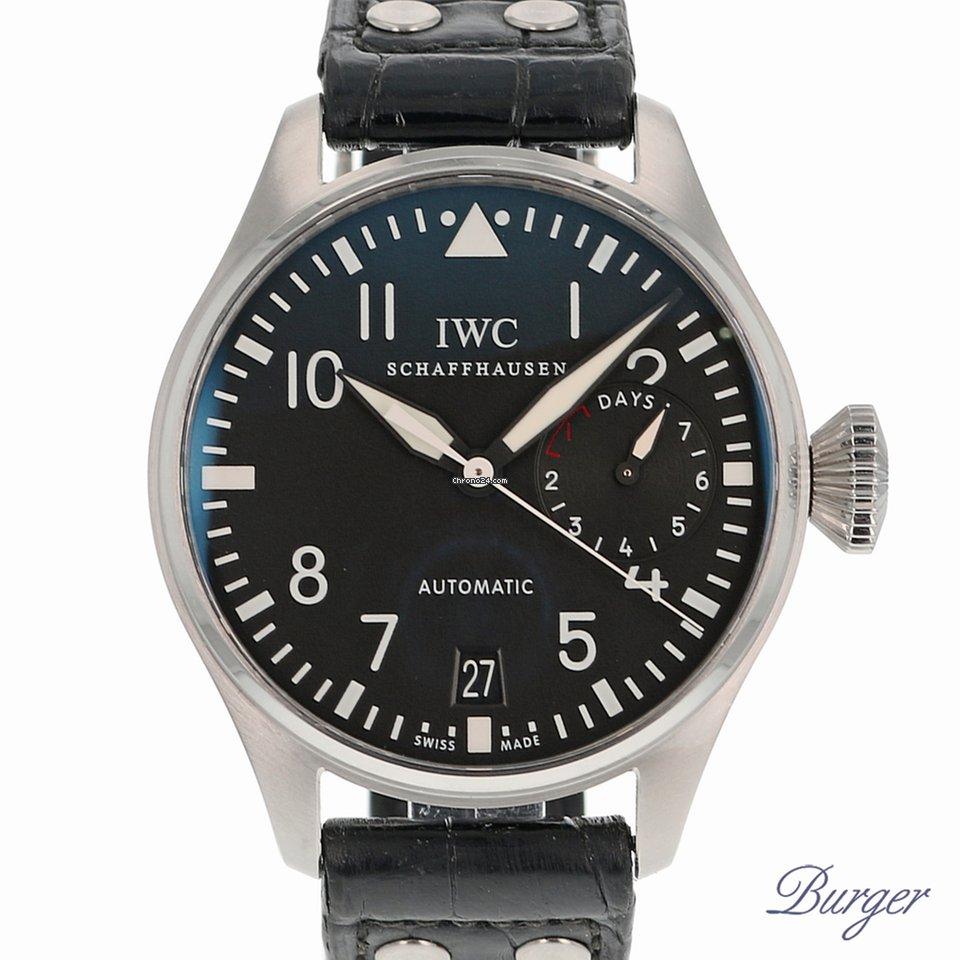 Купить оригиналы мужских часов iwc big pilot