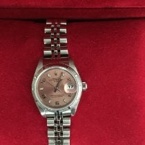 Rolex Oyster Perpetual Lady Date Steel 26mm