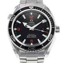 Omega 2200.51.00 Steel 2008 Seamaster Planet Ocean 45.5mm pre-owned United Kingdom, London