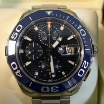 TAG Heuer Steel 43mm Automatic CAY211B.BA0927 pre-owned Finland, Tampere