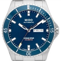 Mido Steel 42mm Automatic M026.430.A pre-owned