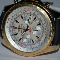 Breitling Bentley Motors Yellow gold 48mm Mother of pearl No numerals United States of America, New York, Greenvale