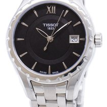 Tissot Lady 80 Automatic Staal 34mm Zwart