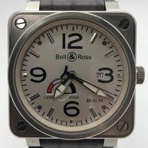 Bell & Ross BR 01-97 Réserve de Marche BR 01-97 2010 pre-owned