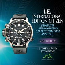 Citizen BN2037-11E Steel Promaster Marine new