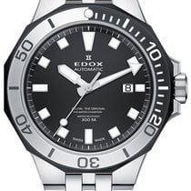 Edox Steel 43mm 80110 357NM NIN new