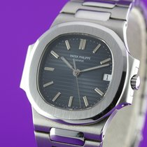 Patek Philippe Nautilus Steel 37mm Black No numerals United Kingdom, London