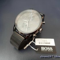 Hugo Boss Steel 44mm Quartz 1513674 new