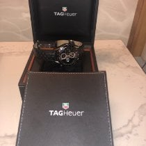 TAG Heuer Carrera Calibre 16 Steel 41mm Black No numerals United States of America, California, Los Angeles