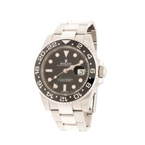 Rolex Ceramic Automatic pre-owned GMT-Master II