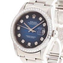 Rolex Datejust Acier 36mm