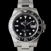 Rolex GMT-Master II 116710LN подержанные