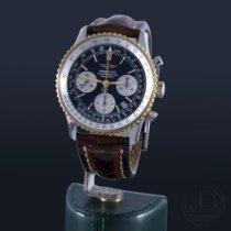 Breitling D23322 Or/Acier 2007 Navitimer 42mm occasion