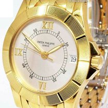 Patek Philippe Neptune Yellow gold 36mm Silver Roman numerals United States of America, Florida, 33431