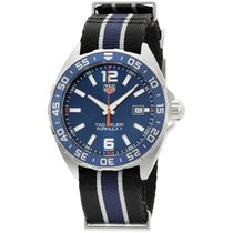 TAG Heuer Formula 1 Quartz 43mm Blue Arabic numerals United States of America, New Jersey, Somerset