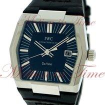 IWC Da Vinci Automatic Steel 41mm Black No numerals United States of America, New York, New York