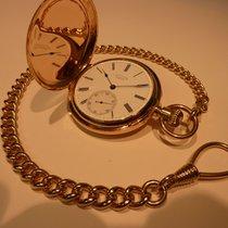 A. Lange & Söhne Ouro amarelo 51mm Corda manual Uhrenmuseum Glashütte      Preis ist Uhr ohne Uhrkette usado