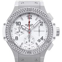 Hublot Big Bang Steel White Diamonds Ref. 342.SE.230.RW.114