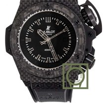 Hublot King Power Oceanographic 4000m 48mm Carbon NEW