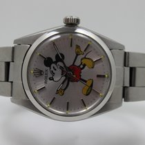 Rolex Oyster Perpetual 6426 Mickey Mouse